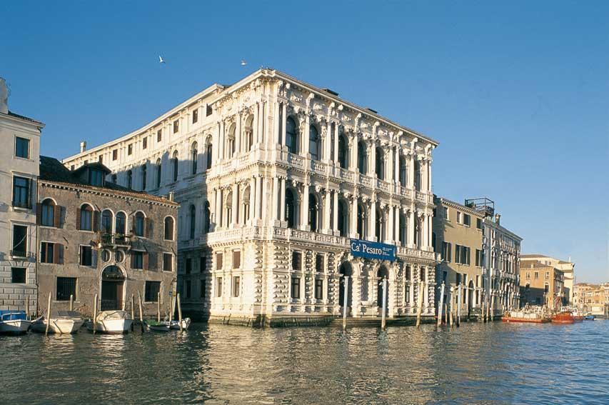 Ca pesaro museo di arte moderna venezia studio zordan for Casa moderna venezia
