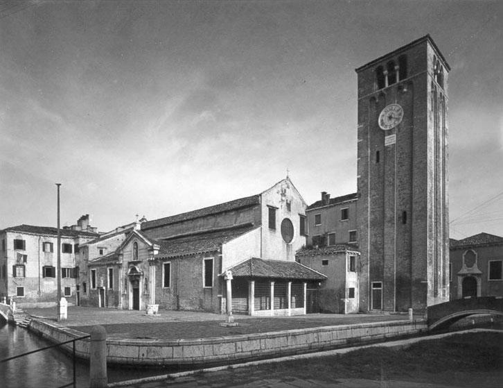 San Nicolò dei mendicoli, Venezia